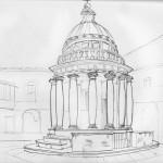 15 Templete de Bramante
