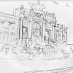 4 Fontana di Trevi