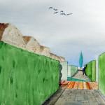 50 acuarela Giardino Segreto