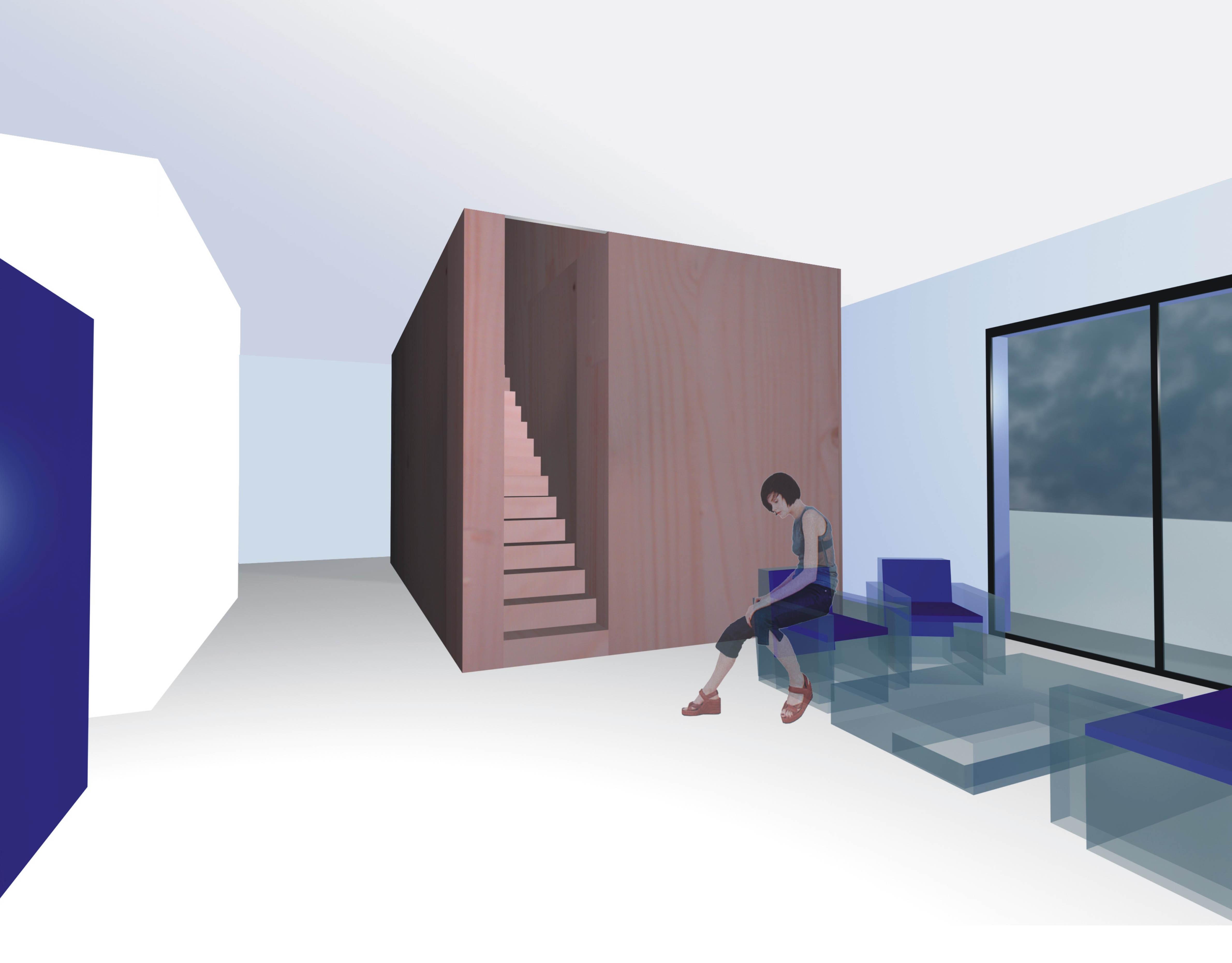 Reforma interior de vivienda studio3 arquitectura for Vivienda interior