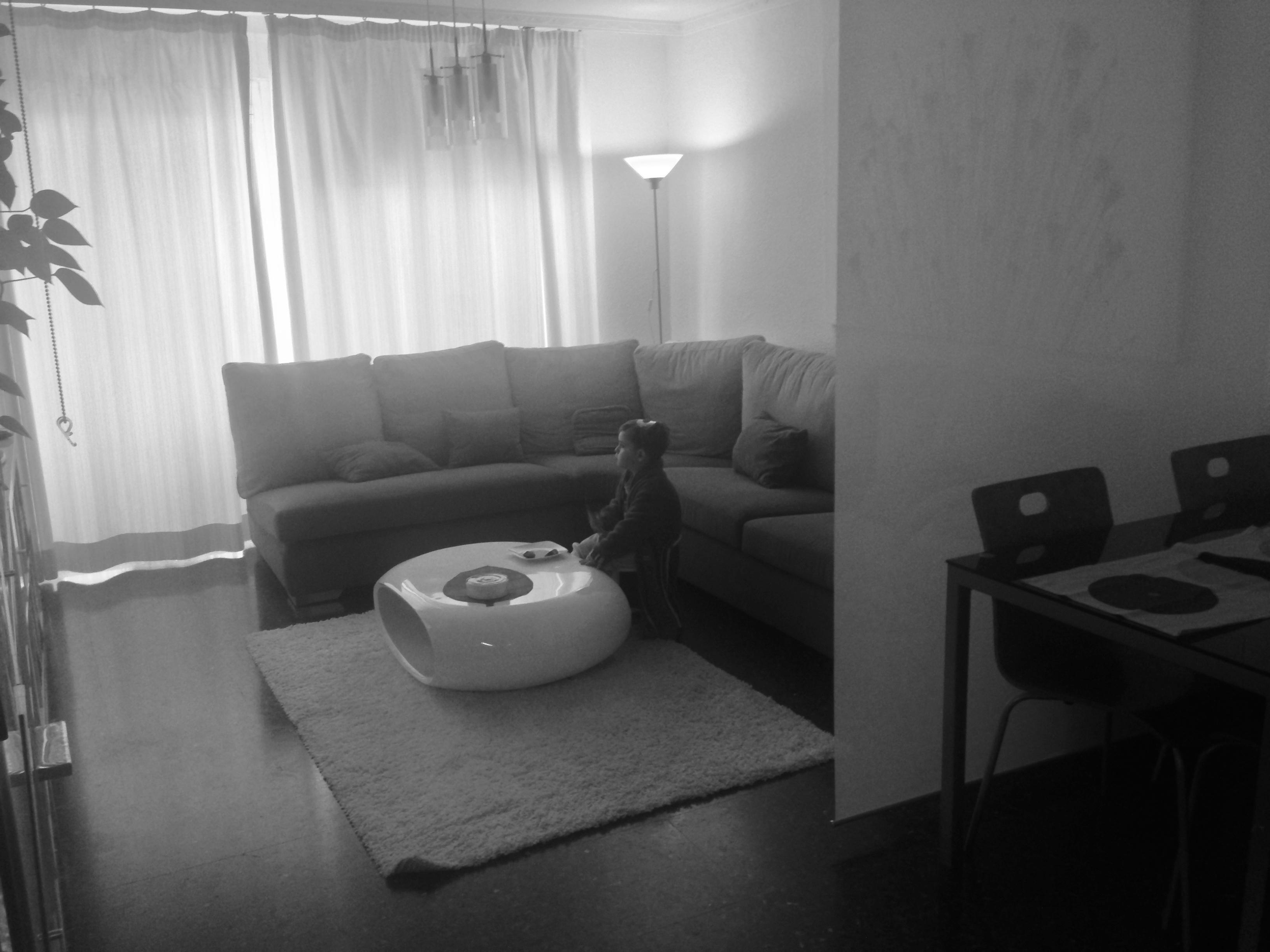Decoraci n y dise o interior de sal n comedor studio3 for Salon comedor minimalista