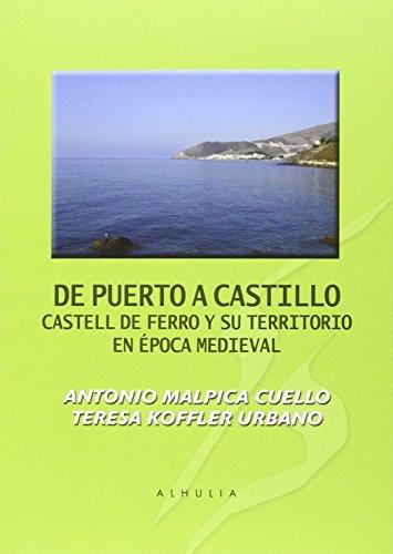 libro castell ferro antonio malpica